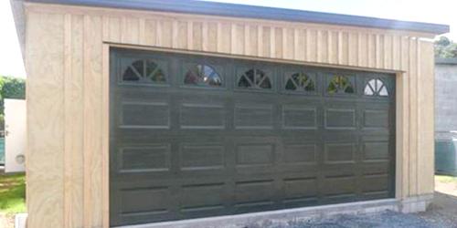 Garage door installed by Auckland garage door installation experts