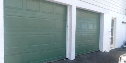 Contact us for new garage doors and openers