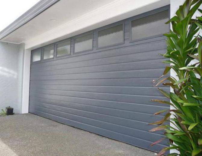 High quality and safe garage door