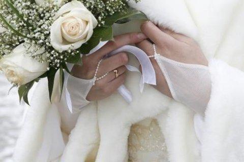 Stole per abiti da sposa
