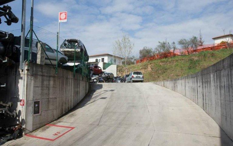 Demolizioni e smaltimento veicoli