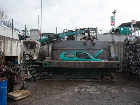 Demolizione veicoli Lamporecchio