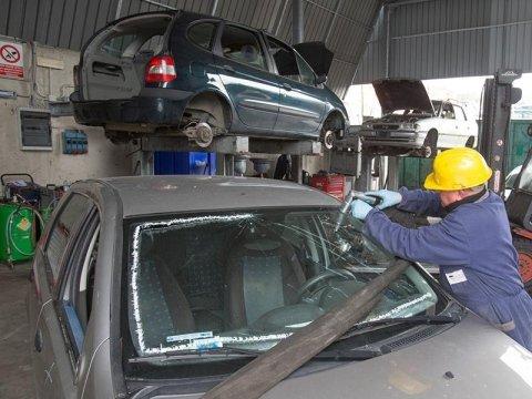 Recupero veicoli sinistrati Lamporecchio