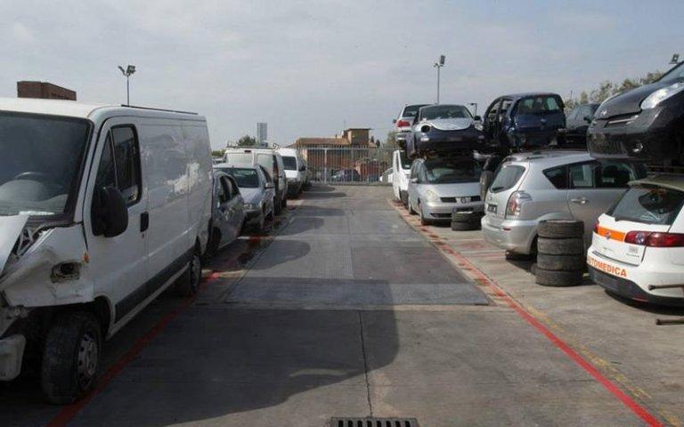 Demolizioni veicoli