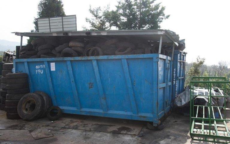 Autorizzazione smaltimento pneumatici