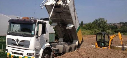 aggregate supply for commercial and domestic customers