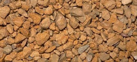 crushed rock supply