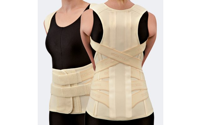 corsetto semirigido lombare Gibaud