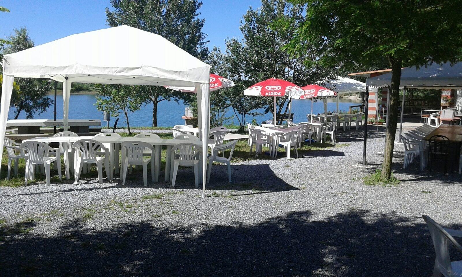 ristoro sul lago