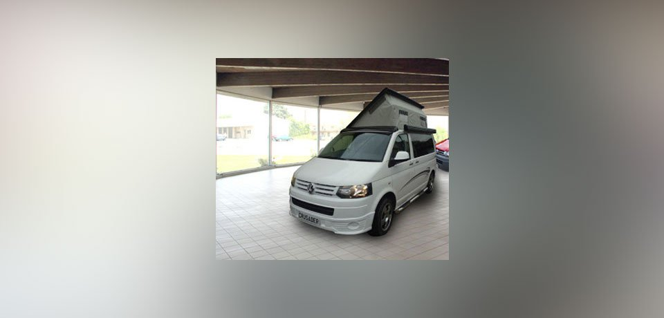 A car with a roof