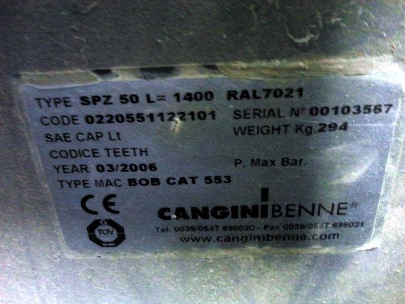 Benna-spazzatrice-cangini-spz50-l1400-caratteristiche