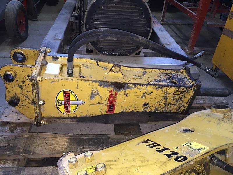 Martello-per-escavatore-CGT-Impact-IM---12V---laterale