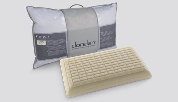cuscino dorelan in memory foam