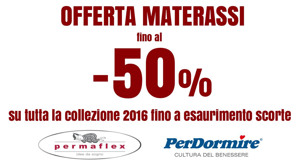 Offerta Materassi Permaflex Tronu Arredamenti dal 1970 Cagliari