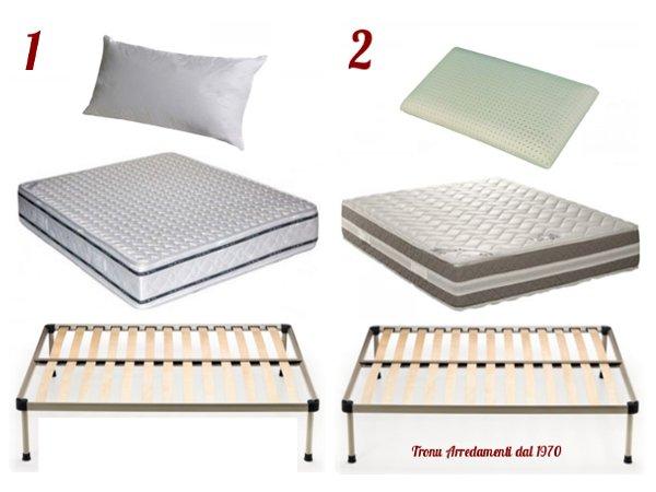 offerta materassi reti cuscini cagliari tronu arredamenti
