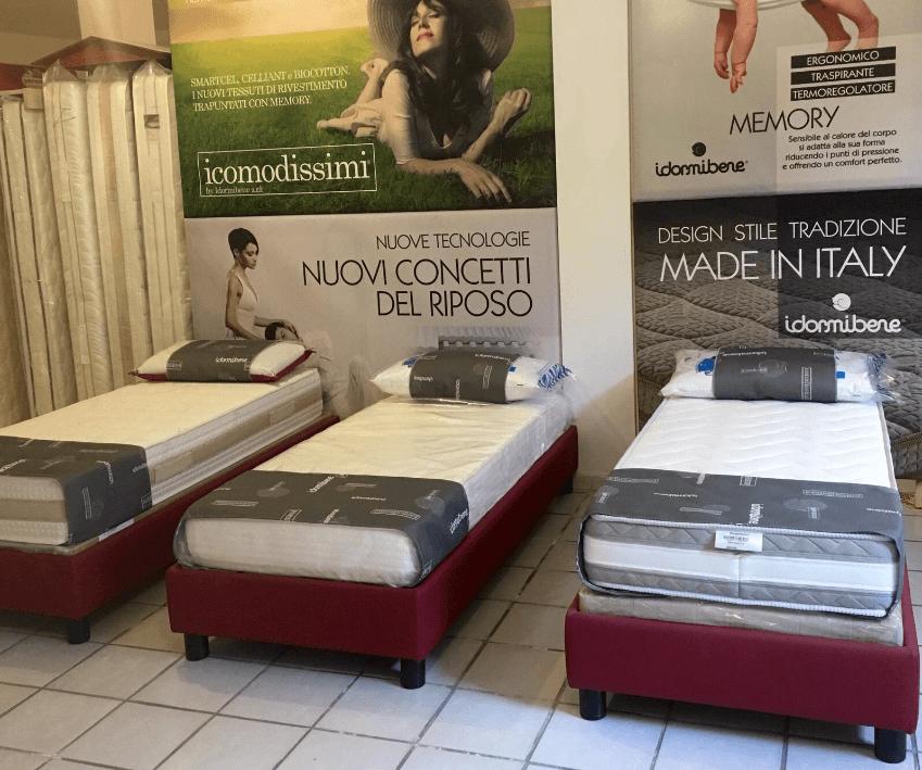 Materassi Cagliari Tronu Arredamenti dal 1970