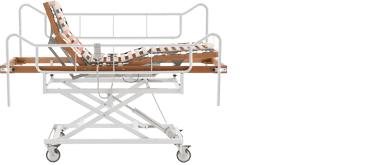 rete ortopedica con sponde anziani e disabili-Ergogreen