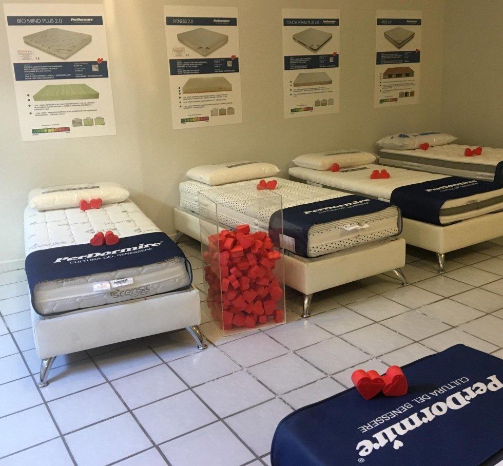 Materassi Cagliari Permaflex Per Dormire Tronu Arredamenti dal 1970