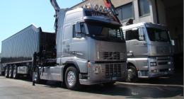 trasporto scarti metallici