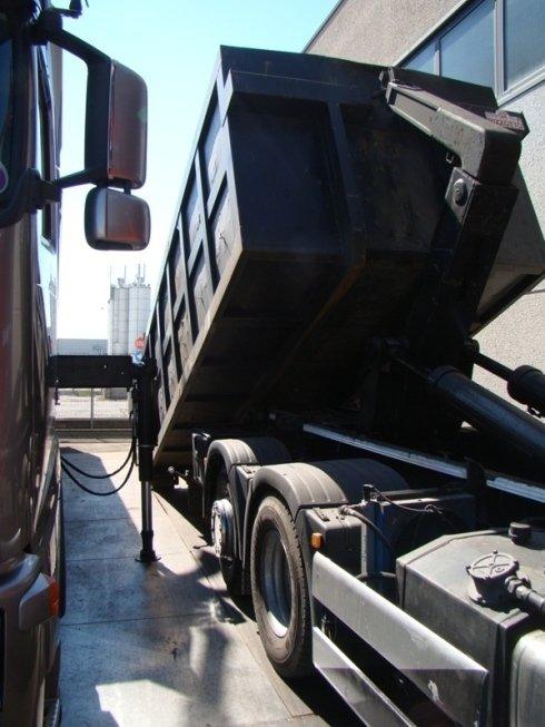 acerm trasporto materiale ferroso e non
