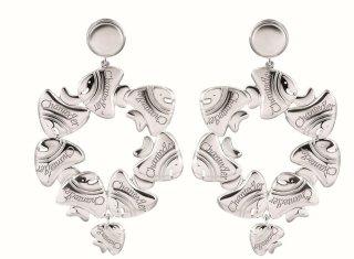 Orecchini Chantecler argento