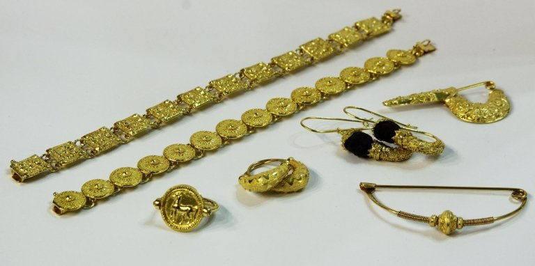 ori etruschi