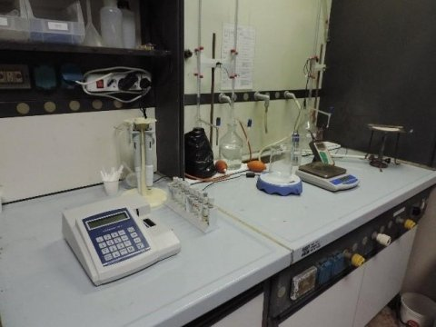 laboratorio chimico