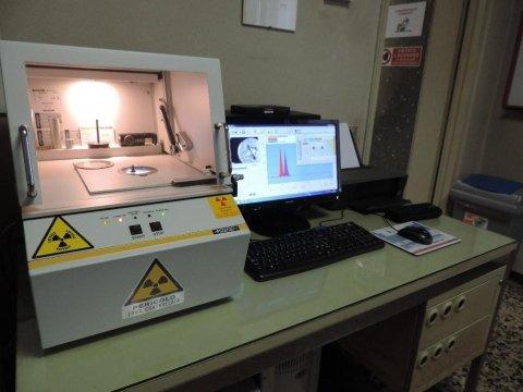 Controllo spessore X-Ray