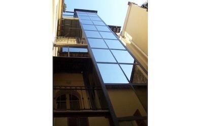 ascensori per esterni vitali