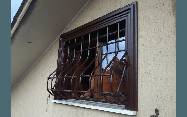 finestre, grate, ferro, ferro battuto,  Palombara sabina, Roma