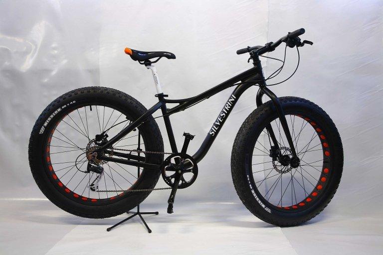 fat bike alluminio