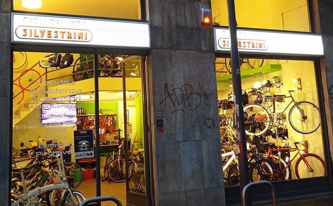 Silvestrini, via Gian Galeazzo a Milano