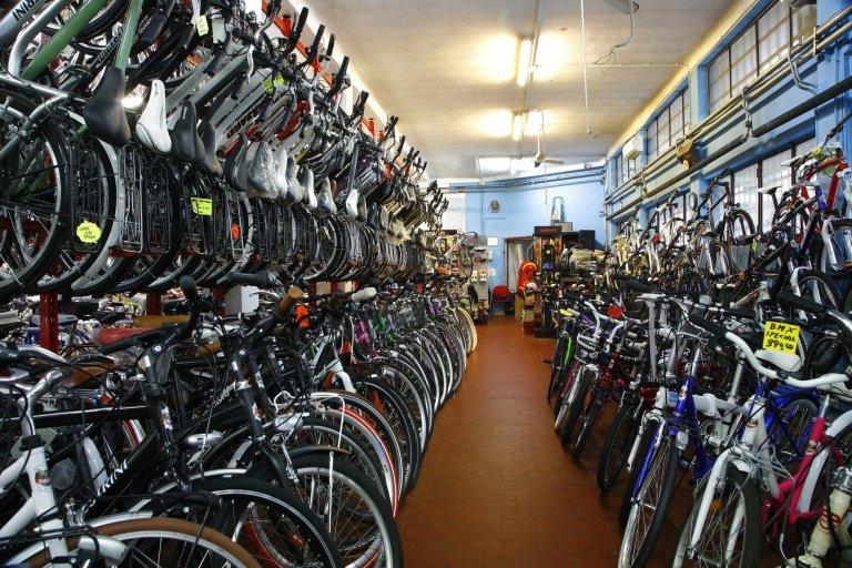 esposizione bici