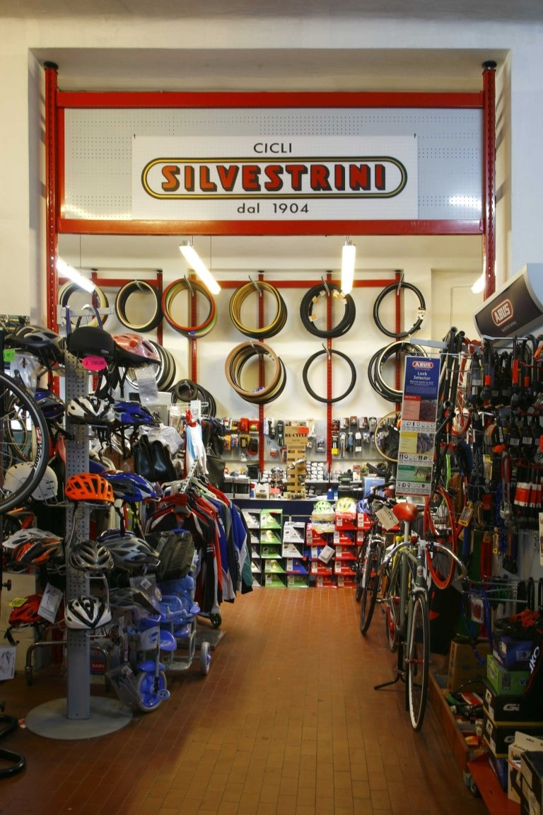 negozio di bici a milano