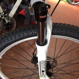 Bici telaio alluminio