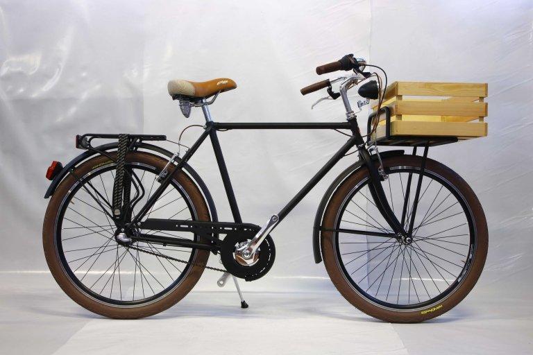 Bicicletta uomo modello panettiere con cambio nexus