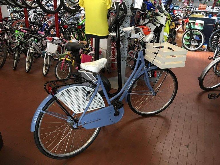 Nuova bici Olanda Lusso