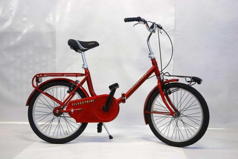 Tricicli milano silvestrini biciclette for Bici pieghevole milano