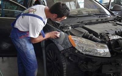 manutenzione carrozzeria