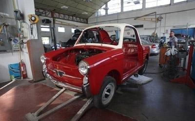 restaurazione auto d