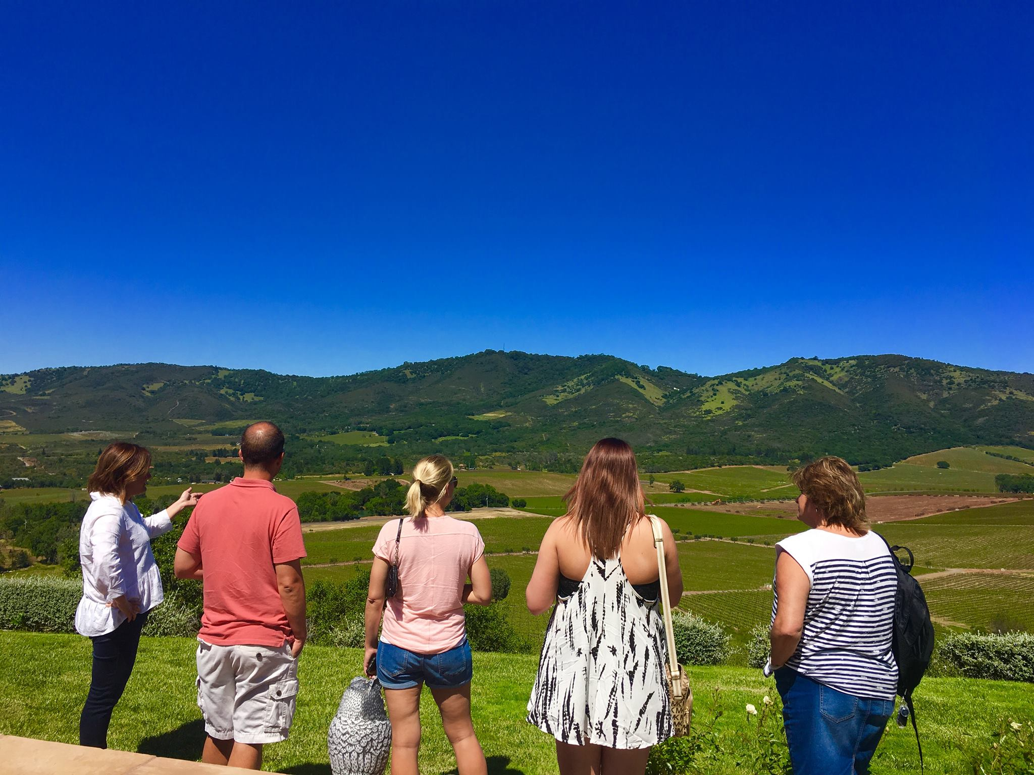 Best Napa Valley Tour Companies