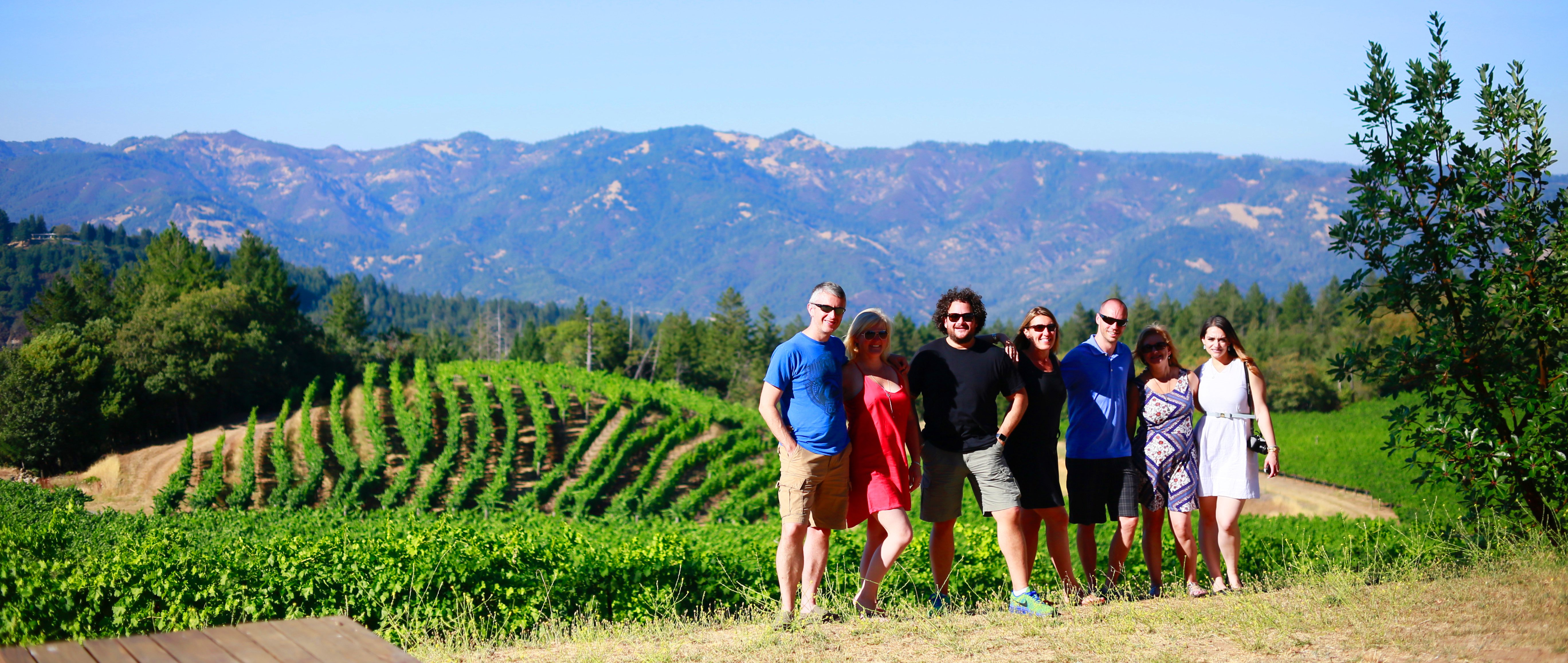best small group wine tours SF