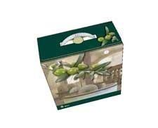 bag in box per olio da cinque litri