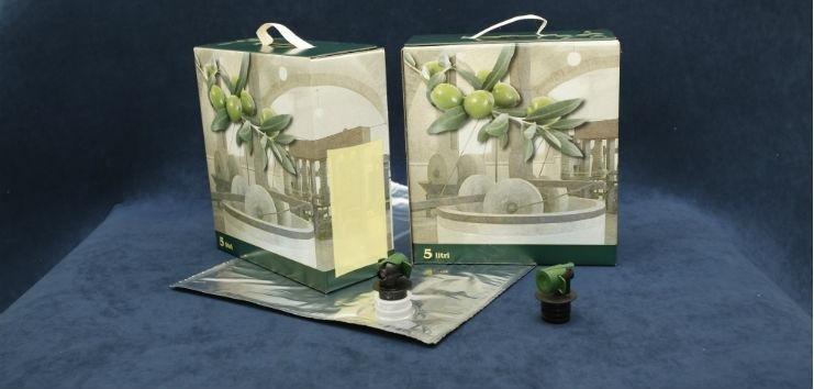 bag in box generici per olio