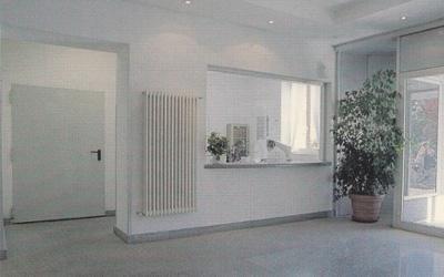 reception struttura sanitaria
