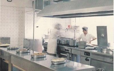 servizio cucina interno