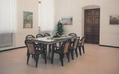 sala ritrovo e riunioni