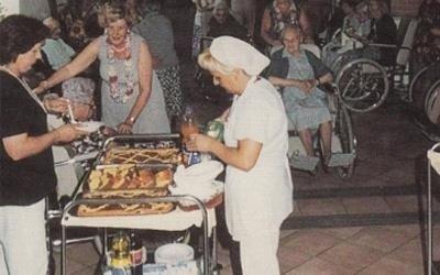 festa per anziani
