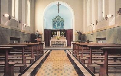 cappella interna struttura per anziani