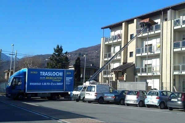 trasloco appartamenti
